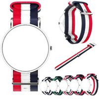 Casual Formal Watch Wrist Band Strap Replacement For Daniel Wellington Classic