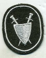 East German Army Military Justice officer Arm Patch