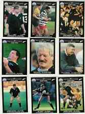 "REGINA ""NZRFU 1st EDITION SIGNED SET OF RUGBY CARDS"