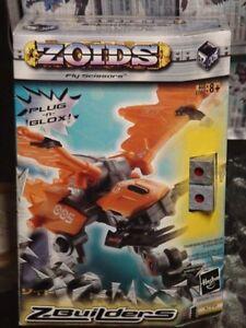 Zoids Hasbro Fly Scissors Mint in Box