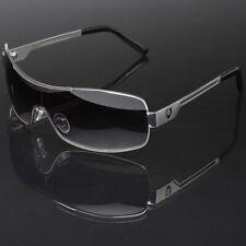Rectangular Frame Fashion Glasses Men Women Square Aviator Pilot Sunglasses
