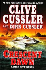 Crescent Dawn (Inglese) - Clive Cussler - Libro nuovo in Offerta!