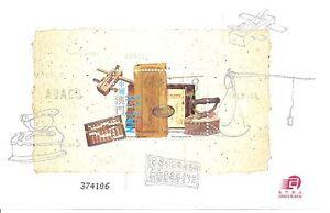 MACAO-CHINA-2001-TRADITIONAL INSTRUMENTS-  SOUVENIR  SHEET