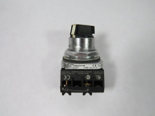 Furnas 52Sa2Aabk1 Ser F Selector Switch 1No Touch-safe 2-Pos Used