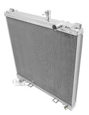 Champion 3 Row Radiator For 2004 2005 2006 2007-15 Nissan Infinity, Titan, Arma