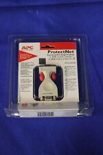 APC ProtectNet PS9-DCE protector contra sobrecarga Serial RS232-Nuevo (APC010)