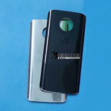 For Motorola Moto G6 XT1925 Glass Battery Door Back Cove Replacement parts
