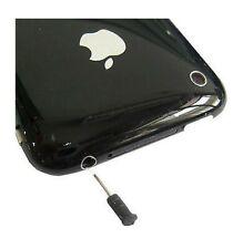Protection Jack IPHONE 4 4S IPAD anti-poussière audio  - UNIVERSEL