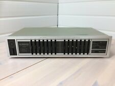 More details for pioneer graphic equalizer gr-560 7 band linear control indep channel eq 14 bands
