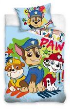 Paw Patrol Bettwäsche 100 x 135 cm