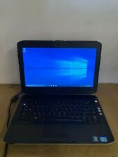 Dell Latitude E5430 Intel Core i3-3120M 2.5 GHz 4 GB RAM 750 GB HDD Win10 *Read