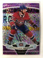 2019-20 Jonathan Drouin Canadiens Violet Pixels OPC O-PEE-CHEE Platinum /399