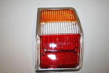 Treser Rückleuchten-Glas SET Chromrahmen passend Ford Taunus GXL