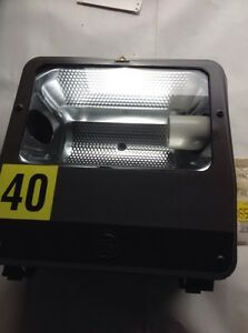 GE Power Flood Light 480V 400W PF1S40S5A26X6DB