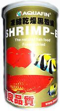 Aquafin® Shrimp -E 110gm  Natural Fish Food  Freeze Dried (Exp. Date-10/18)