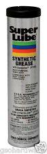 SUPER LUBE 14oz CARTRIDGE Synthetic Grease w/ Syncolon Multi Purpose Lubricant