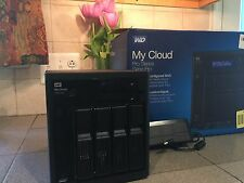 WD Diskless My Cloud Pro Series PR4100 Network Attached Storage - NAS