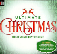 Various – Ultimate Christmas [New & Sealed] CD