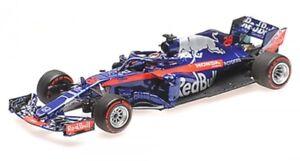 Scuderia Toro Rosso Honda STR13 No.28 Formula 1 2018 (Brendon Hartley)