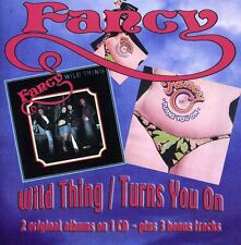 Wild Things/Turns You On - Fancy (2001, CD NIEUW)