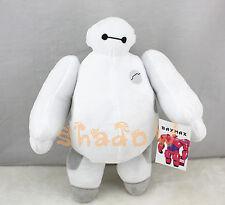 """Big Heros 6 BAYMAX 12"""" Robot Bayma Soft Plush Anime Doll Toy Christmas Gift"""