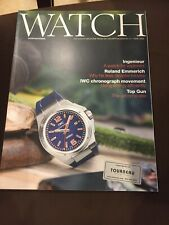 IWC Watch International Magazine #6/2009SUPER NICE WOW COLLECTABLE !plus Cd