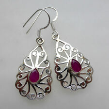 Treated Heating Sterling Silver Fine Jewellery