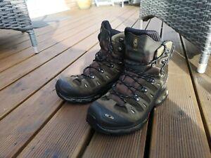 Salomon 4d GTX Boots Size 8 (Pre-owned)