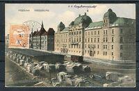 Ansichtskarte Pozsony Pressburg  - 01229