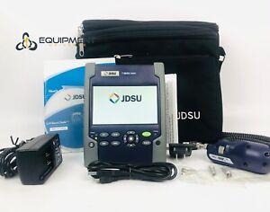 JDSU T-BERD 2000 4126 MA SM OTDR w/ Power Meter +  P5000i Probe