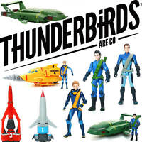 THUNDERBIRDS ARE GO - Action figures, vehicles and sets - plenty to choose from!