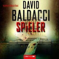 DAVID BALDACCI - DIE SPIELER 6 CD NEU