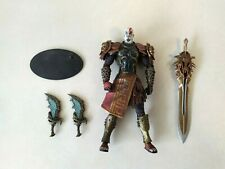 *RARE* NECA God of War 2 Kratos Action Figure [Ares Armor, Version 1] 100% Compl