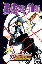 D. Gray-Man volume 2 by Katsura Hoshino | Paperback Book | 9781421506241 | NEW