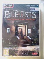 68308 - Eleusis [NEW / SEALED] - PC (2013) Windows 8