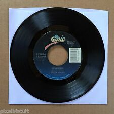 "TEENA MARIE ""LOVERGIRL/INSTRUMENTAL"" 34-04619 (1984) 7"" 45 SINGLE R&B DANCE"
