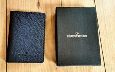 Girard-Perregaux - Porte-cartes en cuir noir - Rare