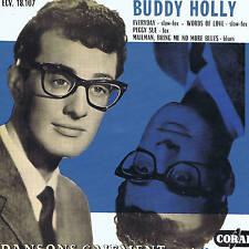 BUDDY HOLLY - DANSONS GAIEMENT vol 23 (New 2015 re-issue of original French EP)