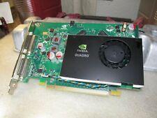 HP NVIDIA Quadro FX380 256MB GDDR3 PCI Express Graphics Video Card Dual Monitor