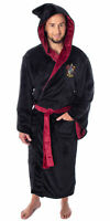 Harry Potter Adult Fleece Plush Hooded Robe