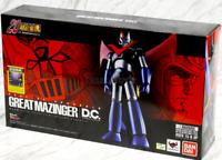GX-73 Great Mazinger Grande Mazinga D.C.Bandai Tamashii Soul of Chogokin SOC
