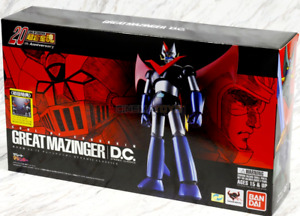 GX-73 Great Mazinger Large Mazinga D.c. Bandai Tamashii Soul Of Chogokin Soc