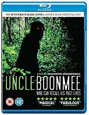 UNCLE BOONMEE WHO CAN RECALL HIS PAST LIVES - BLU-RAY - REGION B UK
