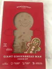 Giant Gingerbread Man Cookie Kit