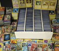EPIC pokemon cards bundle. joblot 10-1000. 100 % genuine english card pack
