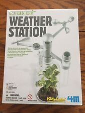 *NIP* Green Science Weather Station - Kidz Labs Fun Science Products - FREE SHIP