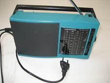 Grundig OTTIMO BOY radio a transistor. visualizzazione analogico verde.