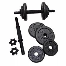 40 Lb VDumbbell Set Weight Dumbbells Hand Weights Adjustable Free Shipping