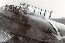 WW1 - Guerre 14/18 - René Fonck aux commandes du SPAD VII - Escadrille SPA-103