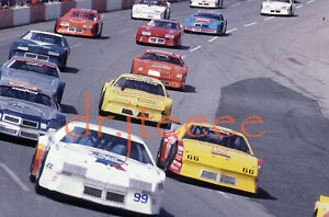 1983 Dick Trickle & Rusty Wallace - 35mm Racing Slide (MP1)